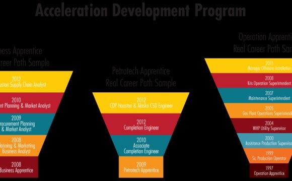 Graduate Career Ladder Chart