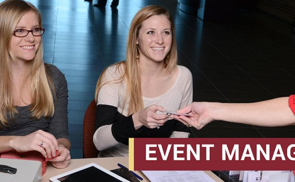 Event Management banner for
