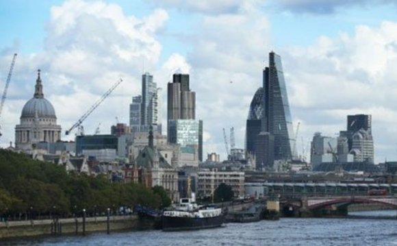 London workforce now 60%