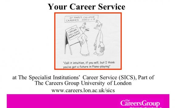 1 Your Career Service at The