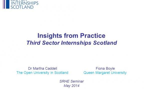 Internships Scotland Dr
