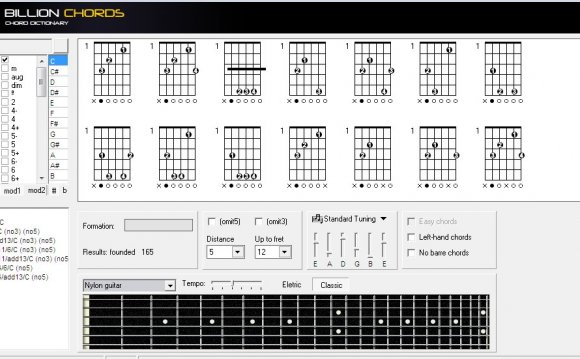 Billion Chords Guitar