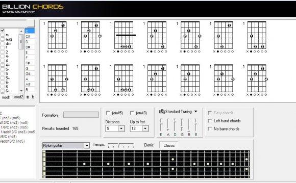 Billion Chords Guitar
