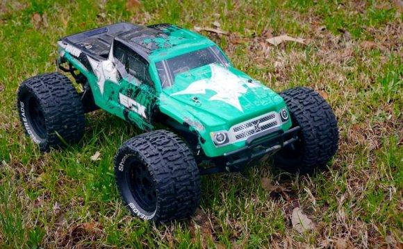 2WD ECX Ruckus RC Monster