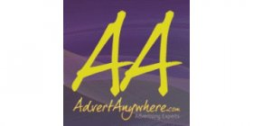 AdvertAnywhere.com Ltd logo design