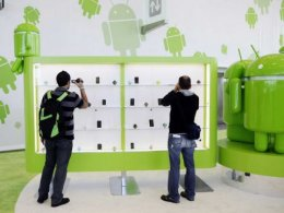 Android os os Showcase Google