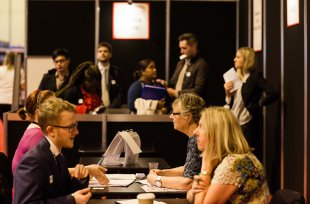 National Graduate Recruitment Exhibition is originating to Olympia Central, London