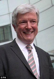 line: Director general Lord Hall was within centre of debate on the hiring of senior professionals at the BBC