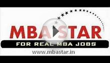 MBA STAR JOBS FOR HR FRESHERS IN DELHI.wmv