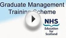 NHS Scotland - Graduate Management Training Scheme