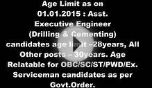 ONGC RECRUITMENT 745 VACANCIES