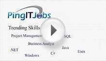 Search your IT Job with Ping IT Jobs in London