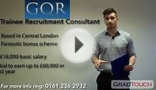 Trainee Recruitment Consultant - GQR Markets